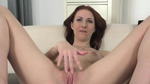 Ginger euro auditions by screwing audition dude