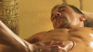 Ash-blonde Woman Gives The Best Turkish Massage To Her Lover