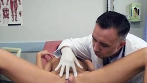 Sexy virgin Kara gets her cunt banged