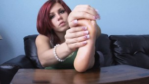 Just You and Ivys Soft Soles - HD! t