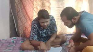 Desi 18yrs high school woman Hookup With Teacher, clear audio