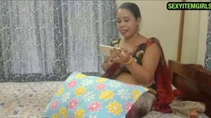 indian dost ki maa ko choda ghar me, part-1