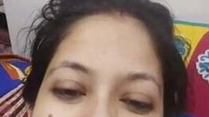 Hot milf divya live show with her devar &ndash,  webcam sex