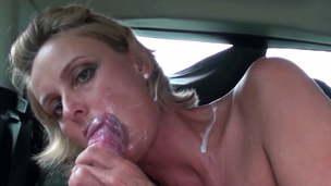 cock lick facial cumpilation
