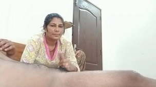 Indian sex! Indian aunty fucked well